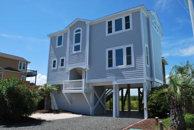 Holden Beach Island, Holden Beach Mainland Single Family Home For Sale: 610 Ocean Boulevard W