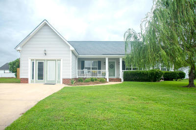 Winterville Single Family Home For Sale: 2476 Surry Lane