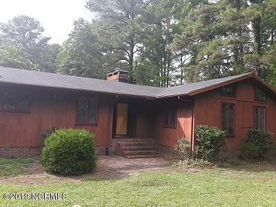 Winterville Single Family Home For Sale: 1561 Ivy Road