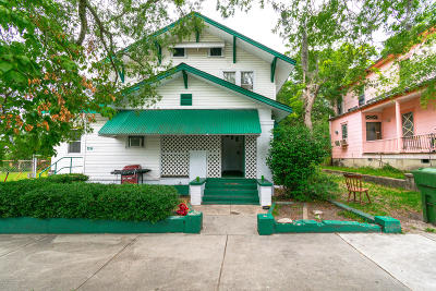 Wilmington Single Family Home For Sale: 1110 S 4th Street