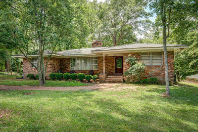 Edgecombe County Single Family Home For Sale: 238 Melton Road