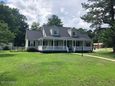 Edgecombe County Single Family Home For Sale: 2001 Elizabeth Street