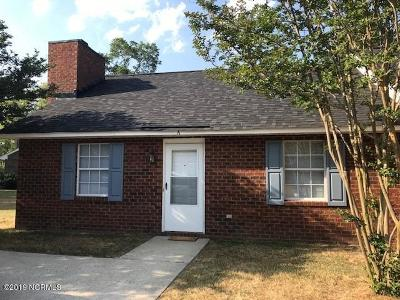 Greenville Rental For Rent: 1811 Summerhaven Drive #A