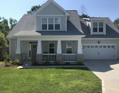 Wilmington Single Family Home For Sale: 726 Quinn Drive