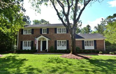 Wilmington Single Family Home For Sale: 2208 Lynnwood Drive