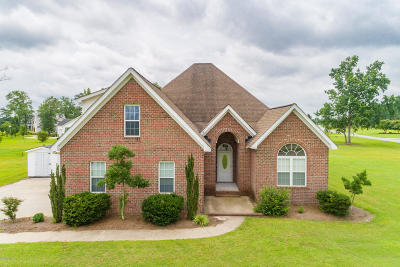 Ayden Single Family Home For Sale: 1314 Fox Hollow Drive