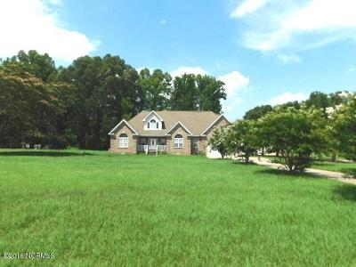 Nash County Single Family Home For Sale: 7093 Riverpoint Road