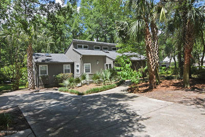 Wilmington Single Family Home For Sale: 129 Chimney Lane
