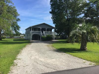 Sunset Beach Single Family Home For Sale: 718 Waterway Drive