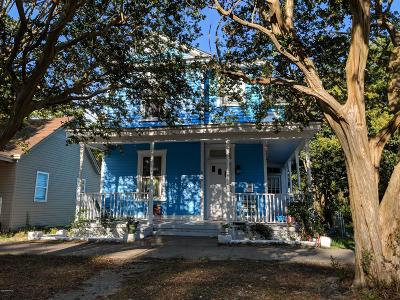 Wilmington Single Family Home For Sale: 809 S 7th Street