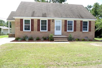 Onslow County Single Family Home For Sale: 203 Diane Drive