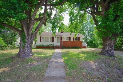 Single Family Home For Sale: 302 Roosevelt Road