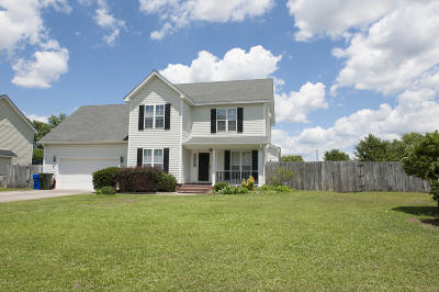 Greenville Single Family Home For Sale: 304 Fault Circle
