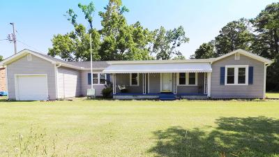 Beaufort Single Family Home For Sale: 128 Thomas Road