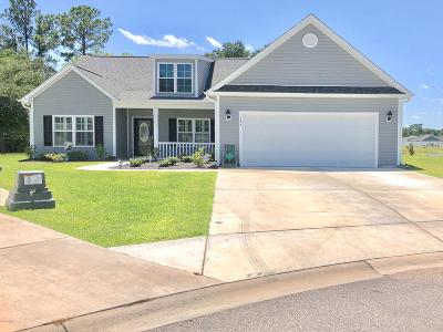 Loris Single Family Home For Sale: 154 Dayglow Drive