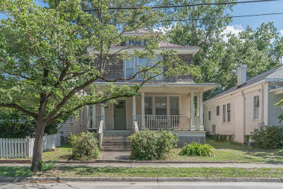 Wilmington Single Family Home For Sale: 1912 Perry Avenue