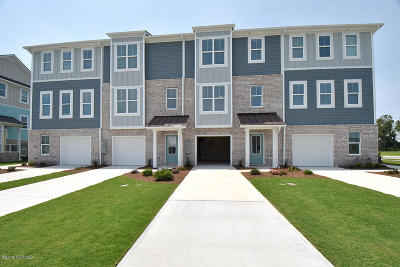 Beaufort NC Condo/Townhouse For Sale: $279,900