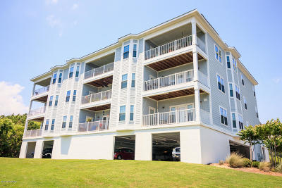 Holden Beach Mainland Condo/Townhouse For Sale: 2283 Dolphin Shores Drive SW #3