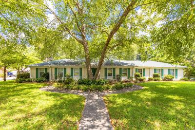 Greenville Single Family Home For Sale: 511 Sedgefield Drive