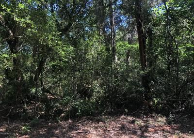 Residential Lots & Land For Sale: 1 Live Oak Trail