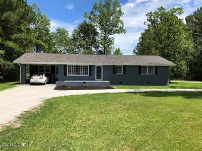 Jacksonville Single Family Home For Sale: 1027 Haws Run Road
