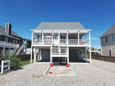 Holden Beach Single Family Home For Sale: 123 Crab Street