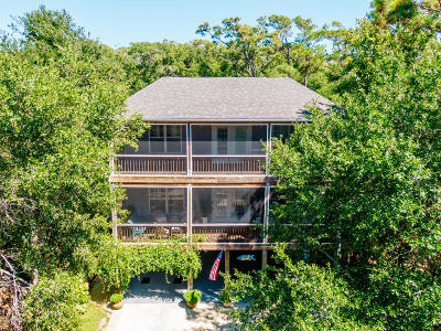 Oak Island Single Family Home For Sale: 106 SW 28th Street