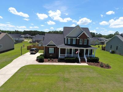 New Bern Single Family Home For Sale: 106 Rollingwood Drive