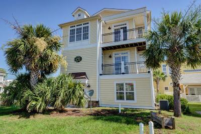 Kure Beach Condo/Townhouse For Sale: 302 N 3rd Avenue #B