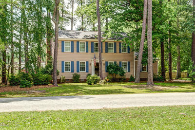 Rocky Mount Single Family Home For Sale: 920 Mashie Lane