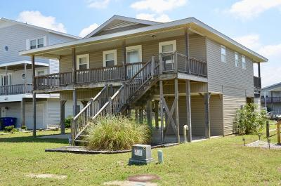 Holden Beach Island, Holden Beach Mainland Single Family Home For Sale: 112 Lions Paw