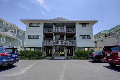 Wrightsville Beach Condo/Townhouse For Sale: 551 S Lumina Avenue #C-2
