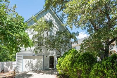 Oak Island Single Family Home For Sale: 125 NW 9th Street