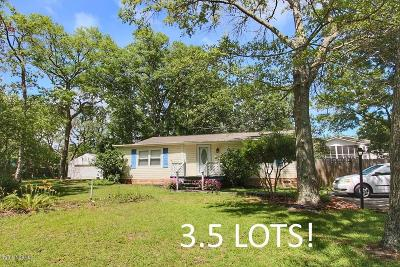 Ocean Isle Beach Single Family Home For Sale