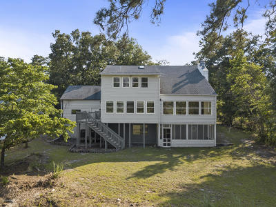Shallotte Single Family Home For Sale: 826 Copas Road SW