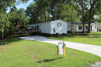 Manufactured Home For Sale: 820 Magnolia Drive