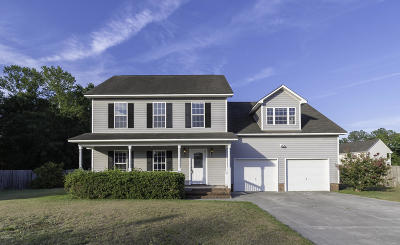 Onslow County Single Family Home For Sale: 202 Foal Court