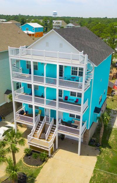 Carolina Beach Condo/Townhouse For Sale: 1512 Swordfish Lane #2