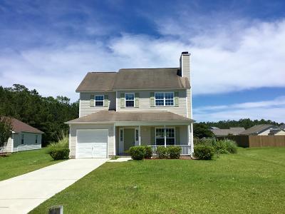 Swansboro Single Family Home For Sale: 104 Ryan Glenn Drive