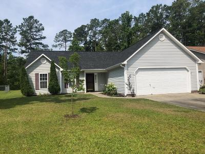 Havelock Single Family Home For Sale: 144 S Forest Drive