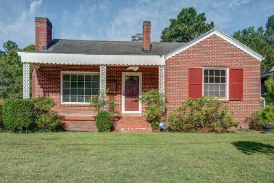 Rocky Mount Single Family Home For Sale: 640 Glenn Avenue