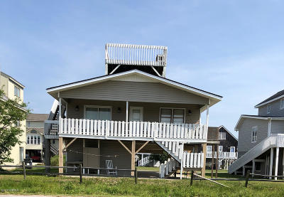 Sunset Beach Island Single Family Home For Sale: 1409 Inlet Street