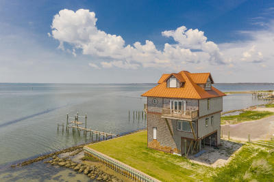 Single Family Home For Sale: 616 Nelson Neck Road