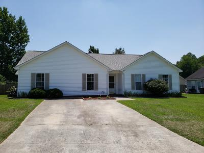 Ayden Single Family Home For Sale: 3709 Scenic Court