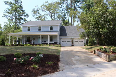 Havelock Single Family Home For Sale: 144 Stonebridge Trail