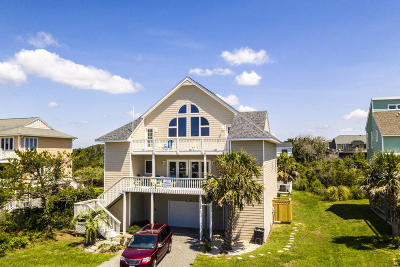 Emerald Isle Single Family Home For Sale: 10548 Wyndtree Drive