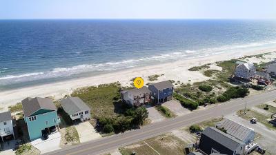 28465 Single Family Home For Sale: 2603 E Beach Drive