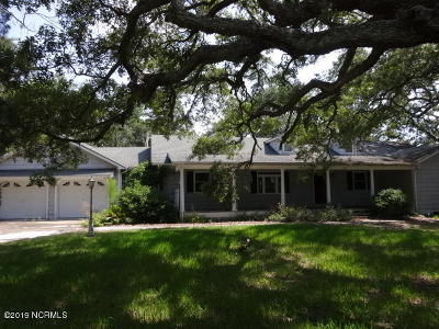 Harkers Island Manufactured Home For Sale: 475 Island Road