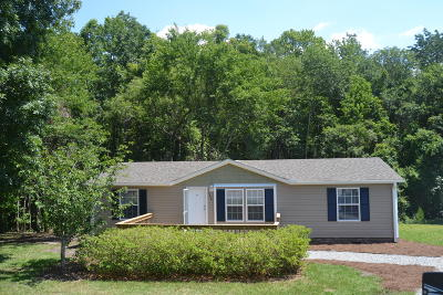 Shallotte Manufactured Home For Sale: 266 Laughing Gull Court SW