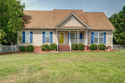 Rocky Mount Single Family Home For Sale: 5022 Rolling Rock Road